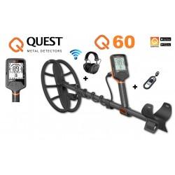 QUEST Q60 Wykrywacz metali