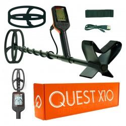 Quest X10 wykrywacz metali