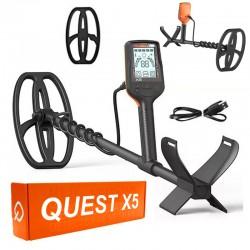 Quest X5 wykrywacz metali
